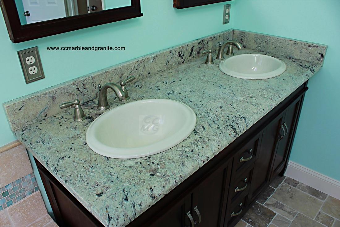 Granite And Marble Bathroom Vanites In Chester County